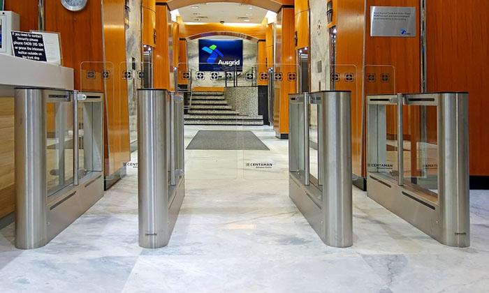 Ausgrid EasyGate installation