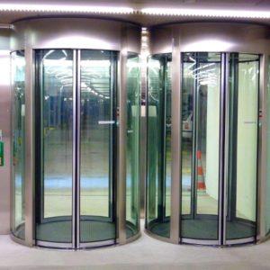 Centurion Cylindrical portals