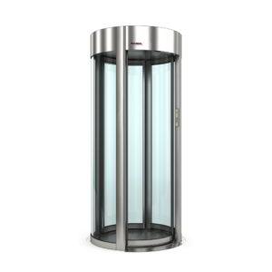 Cylindrical standard portal