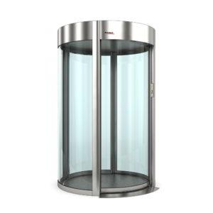 Cylindrical variant portal
