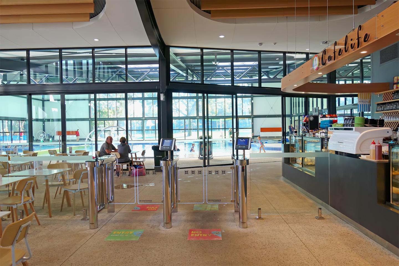 EasyGate at Armadale Aquatic Centre