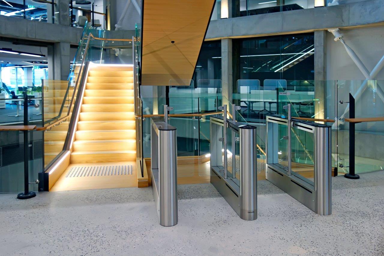 EasyGate SPT Centaman Entrance Control