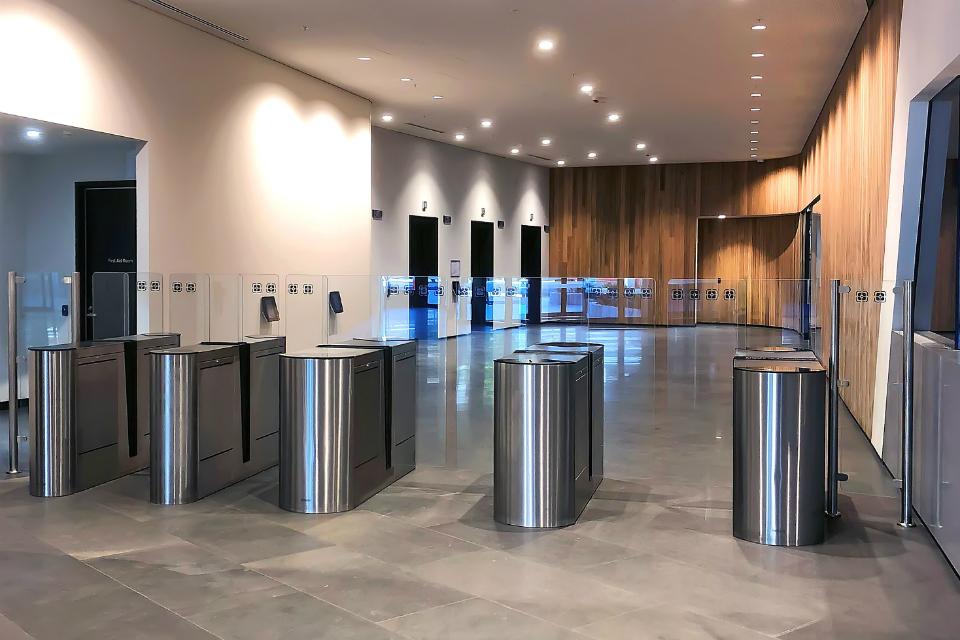 Centaman Entrance Control NDIS