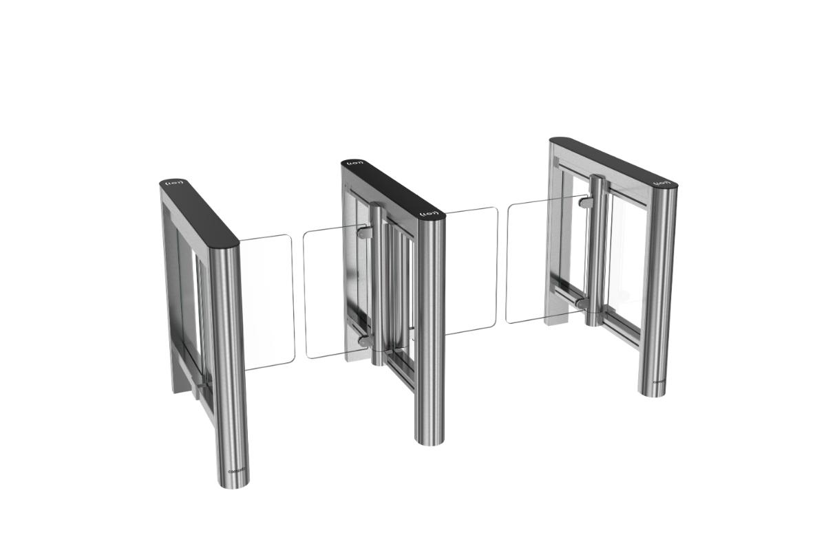 Entrance Control Easygate SG Redesign